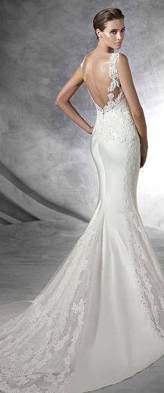 pronovias-2016-wedding-dresses-PRESEA_C - Belle The Magazine