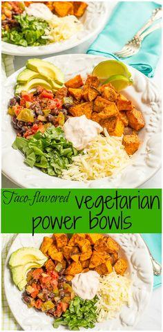 Taco-flavored vegeta