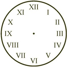 43 Best Ofsted Roman Numerals Images Roman Numerals Roman Numeral - 3-roman-numerals-clocks