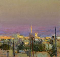 John Martin Gallery - Two Cities: Paintings from Jerusalem and Ramallah