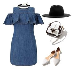 """""""Untitled #1198"""" by sarabutterfly ❤ liked on Polyvore featuring Miss Selfridge and Études"""