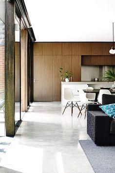 openspace (via Homelife / ph. Derek Swalwell, st. Heather Nette... - my ideal home...