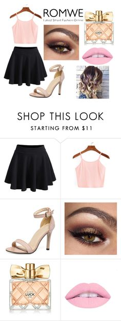"""#4/2 Romwe"" by ahmetovic-mirzeta ❤ liked on Polyvore featuring Avon"