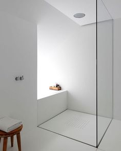 6 Jaw-Dropping Cool Ideas: Cosy Minimalist Home Grey minimalist interior bathroom master bath.Minimalist Home Bedroom Floors minimalist interior concrete kitchen countertops.Minimalist Home Closet Apartment Therapy. Interior Design Minimalist, Scandinavian Interior Design, Interior Design Tips, Minimalist Bedroom, Minimalist Decor, Bathroom Interior Design, Interior Design Inspiration, Scandinavian Bathroom, Design Ideas