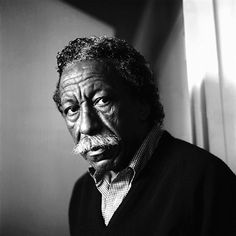 """Gordon Parks was one of the greatest photographers of our time. A truly creative spirit, he was also a musician, poet, novelist, activist and film director. His body of work was stunning and ran the gamut from fashion to poverty. Gordon was the first black staff photographer at Life magazine in the  1940s and the first African-American to direct a major studio film, """"The Learning Tree."""""""
