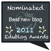 We are so honored to be nominated!  If you have enjoyed our books4all review, we'd appreciate your vote!  thx