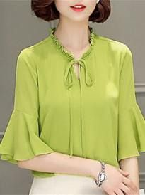70 Elegant Job Work Outfit Ideas to Look Attractive - Indian Blouse Designs, Beautiful Blouses, Blouse Patterns, Blouse Styles, Fashion Outfits, Womens Fashion, Fall Outfits, Blouses For Women, Ideias Fashion