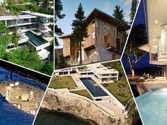 15 Wonderful Resort Residences That Will Blow Your Mind - http://www.interiorredesignseminar.com/interior-design-articles/15-wonderful-resort-residences-that-will-blow-your-mind/
