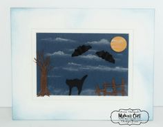 Makin's Clay® Blog: Spooky Eve Scene with Makin's Clay®