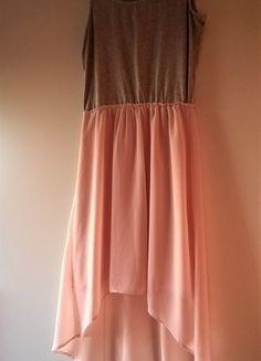 Kup mój przedmiot na #vintedpl http://www.vinted.pl/damska-odziez/dlugie-sukienki/14035174-asymetryczna-sukienka-sinsay