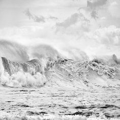 The Wave by Hengki Koentjoro, via Behance