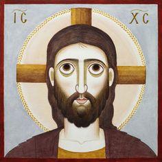 Jesus Christ | Icon by Nikola Saric
