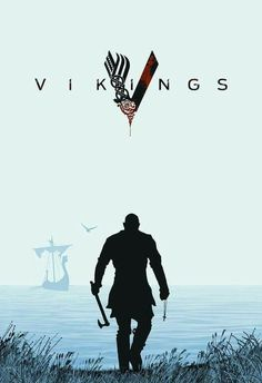Vikings Ragnar Lothbrok Floki Bjorn Lagertha Ivar Ubbe Tv show Series Cover Alternative Graphic Design Minimalist Minimal Poster Print Ragnar Lothbrok Vikings, Lagertha, Art Viking, Viking Life, Viking Warrior, Viking Ship, Vikings Tv Show, Vikings Tv Series, Vikings 2016