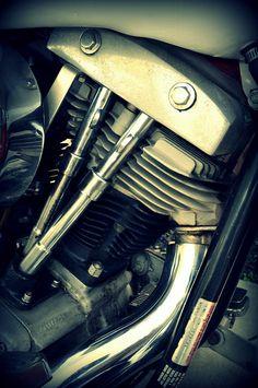 1977 Harley Davidson Shovelhead!