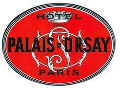 Francia - Parigi - Hotel Palais d'Orsay