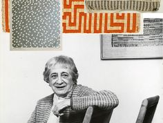 Design Daily: New Fabrics From Midcentury Textile Artist Anni Albers, by Christopher Farr | California Home + Design