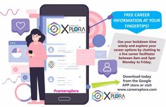 Google App Store, Career Information, Career Options, Discover Yourself, Free, Career Choices