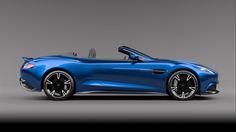 Pikante plaatjes: dit is de Aston Martin Vanquish S Volante - Autoblog.nl