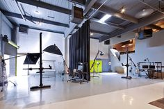 The House Studios, Seattle WA Photo By Matt Varnado