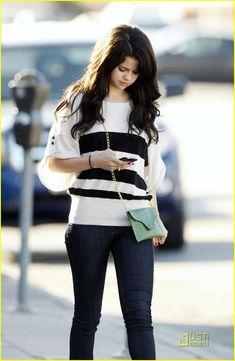 Selena Gomez in style #257