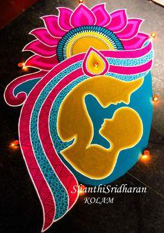 #mothersday #mothersday2017 #mothersdaywishes #mothersdaycards #mothersdayinages #motherdaysketches #mothersdayart #kolamdesign #rangolidesign #kolamart #lotusimage
