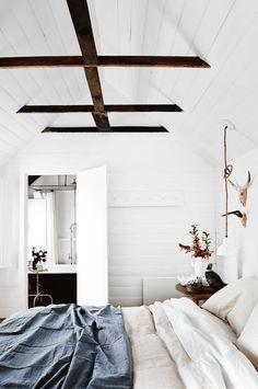 bedroom-The Estate Trentham design by LyndaGardener