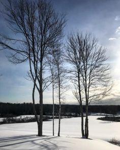 Winter is not a season its an occupation. (Sinclair Lewis) #mainemorningrun #winter #lovemaine #marathontraining #running