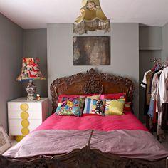 Trendy Home Bedroom Boho Headboards Ideas Dream Bedroom, Home Bedroom, Bedroom Ideas, Bedroom Styles, Master Bedrooms, Design Bedroom, Neutral Bedroom Decor, Decorating Small Spaces, Decorating Ideas