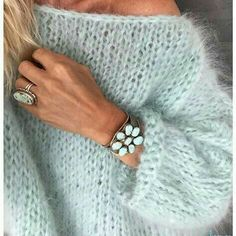 White women sweater Mohair sweater Hand Knit women cardigan Angora Wool cardigan Arm Knitting women jaket Oversize Mohair – The Best Ideas Mohair Cardigan, White Knit Sweater, Angora Sweater, Knit Sweaters, Pull Mohair, Handgestrickte Pullover, Oversize Pullover, Arm Knitting, Knitting Patterns