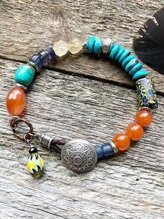 Summer Bracelets, Simple Bracelets, Cute Bracelets, Handmade Bracelets, Fashion Bracelets, Fashion Jewelry, Beaded Bracelets, Stretch Bracelets, Handmade Jewelry