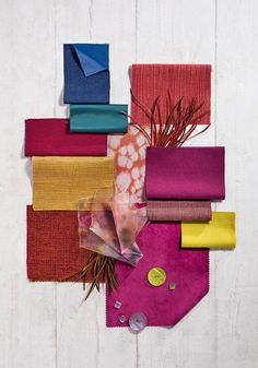SAHCO Collection Be One | BE BOHO collage– lively, bold colours for highly expressive rooms.