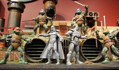 How Much Would You Pay for this Gigantic Teenage Mutant Ninja Turtles Krang?   ActionFigurePics.com