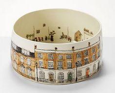 beautiful ceramics by Helen Beard