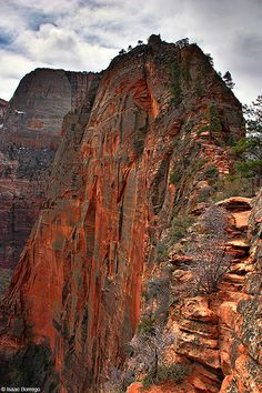 Angels Landing - Zion National Park, Utah   Flickr - Photo Sharing!
