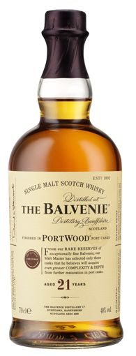The Balvenie PortWood, Aged 21 Years