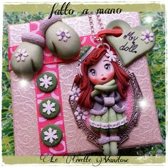 Doll fimo