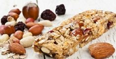 ) -- Raw Lemon-Coconut Bars -- Mostly Raw Oatmeal Energy Bars -- ChocoBean Power Bars Healthy Energy Bar Recipes, Healthy Snacks, Healthy Cereal, Lemon Coconut Bars, Eat Seasonal, Energy Bars, Raw Energy, Power Bars, Food Waste