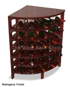 Lovely Cherry Wood Wine Cabinet