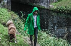 Get the classic rainwear look, with a modern twist. Available in 12 colours. Rain Jackets, Rain Wear, Raincoat, Colours, Adventure, Classic, Green, Collection, Rain Jacket