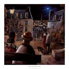 Paris la Nuit - Didier Lourenço