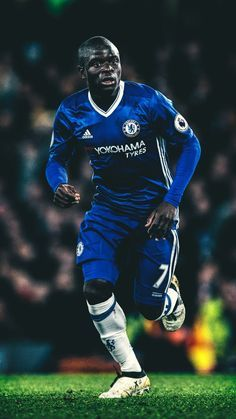 Nagolo Kante Chelsea London Chelsea Fc Football Wallpaper within Amazing N'Golo Kante Wallpapers Iphone - Find your Favorite Wallpapers! Chelsea Fc Players, Chelsea Fans, Chelsea Football, Football Players Images, Best Football Players, Soccer Players, Chelsea Wallpapers, Chelsea Fc Wallpaper, Chelsea London