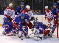 Washington Capitals vs. New York Rangers - 5/4/15 NHL Pick, Odds, and Prediction