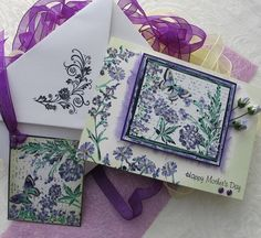 Happy Birthday  Mothers day  Anniversary or Blank Butterfly Card £2.75