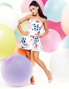 Ariana Grande to launch a fashion collection with Lipsy London on March 2nd.