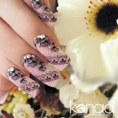 Pen My Blog: Malaysia's Fashion, Beauty and Lifestyle Blog: Konad Nail Stamping Art