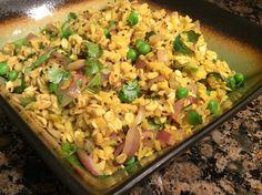 Good Eats To Style: Oats Poha Breakfast #healthy #oats #indian