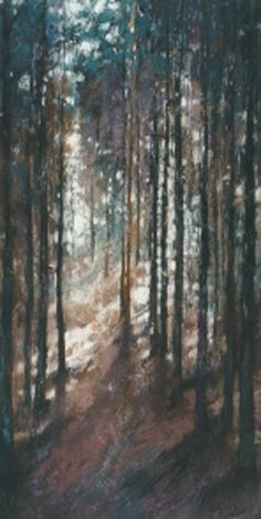 Sarah Bee. Texture in Pastels   Features   Painters Online