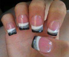 Top 25 Amazing Gel Nail Designs 2014 #gelnaildesigns #nailartdesigns #nail_designs_2014