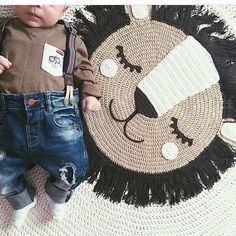Boa noite! . . . . By @_littlegoods_ . . . . .. #crochet #crochetaddict #crochet #croche #croché #croshet #yarnlove #yarn #yarning #knitlove #knit #knitting #trapillo #ganchilloxxl #ganchillo #crocheaddict #fiodemalha #handmade #feitoamao #totora #penyeip #вязаниекрючком #uncinetto #かぎ針編み #inspiracao #inspiration #alfombra #alfombratrapillo #tapetefiodemalha #tapetedecroche