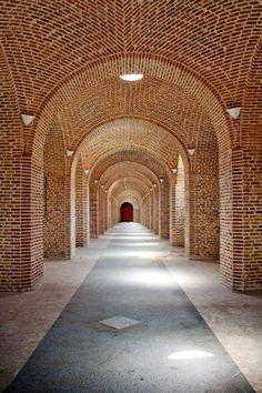 Khanat Caravanserai in Tehran, Iran #irantravelingcenter